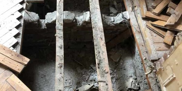 ristrutturazione alloggio torino PRIMA (2)